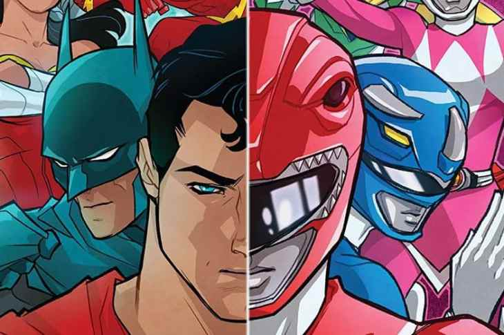 [REVIEW] Justice League/Power Rangers – an action-packed crossover 6