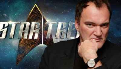[GALACTIC NEWS] Quentin Tarantino Rumored for Next Star Trek 2