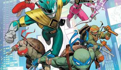 [COLLISION COURSE] Power Rangers and Teenage Mutant Ninja Turtles Crossover 4