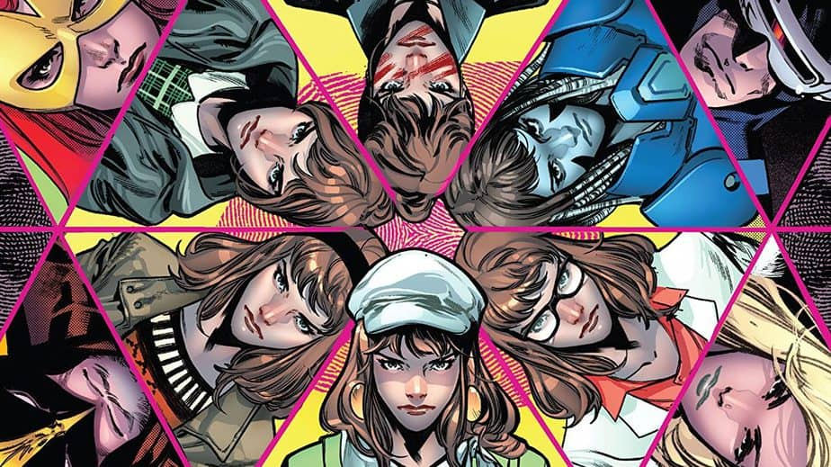 House of X #2 astonishingly does it again...and again and again 4