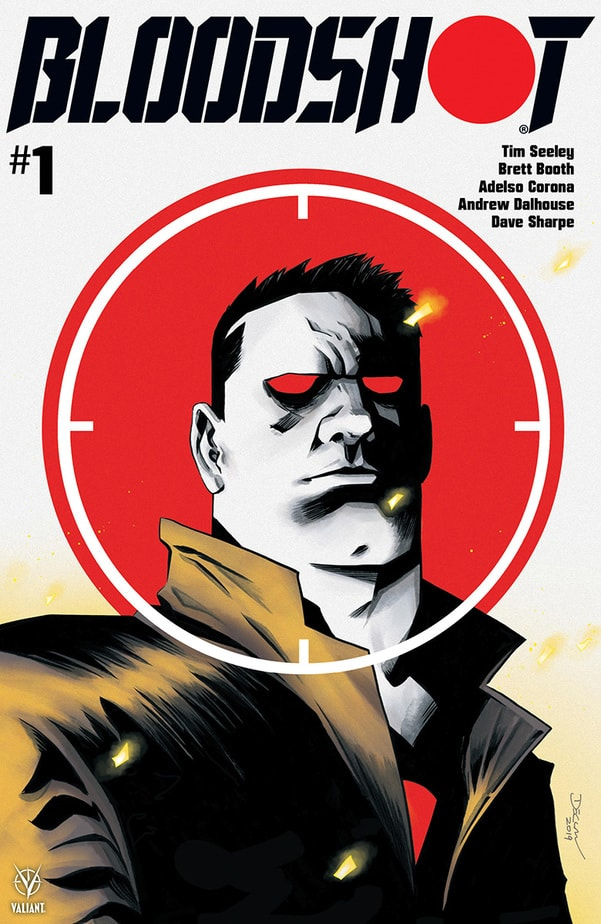 BLOODSHOT #1 - Step by Step Introduction into the Awesome World of Bloodshot 1