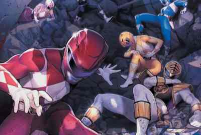 MIGHTY MORPHIN POWER RANGERS #43 - How the Mighty Fall 7
