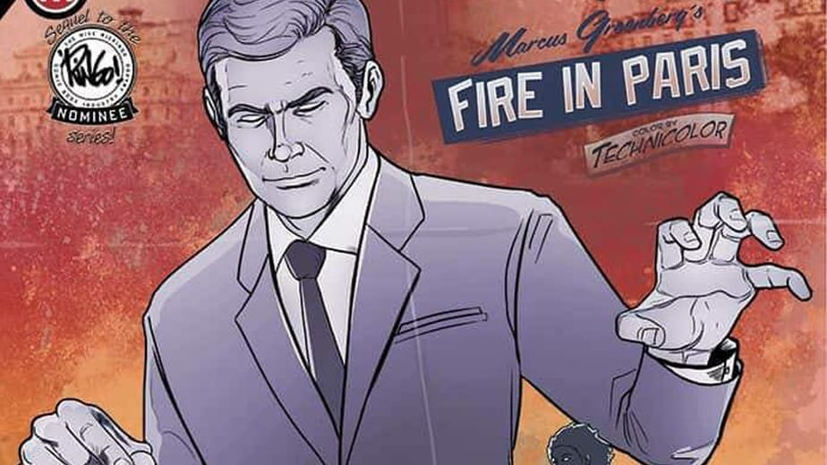 """THE CONSULTANT VOL. 2: QUID PRO QUO – The """"we're tired of superhero BS"""" official comic book. 5"""