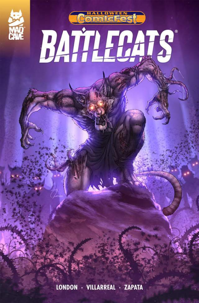 BATTLECATS - One Shot Horror Themed Prequel on the Horizon 2