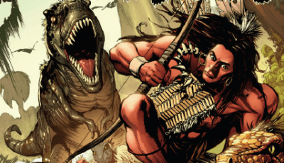 TUROK #3 - Revealed Mysteries Lead To More Mystery 8
