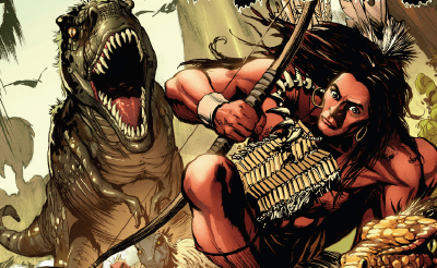 TUROK #3 - Revealed Mysteries Lead To More Mystery 9