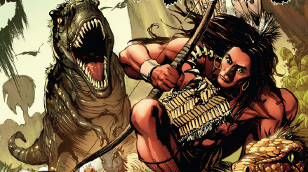 TUROK #3 - Revealed Mysteries Lead To More Mystery 10