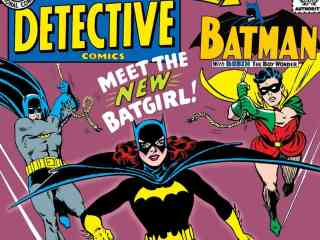 DETECTIVE COMICS #359 - The Epic Debut of Batgirl 10