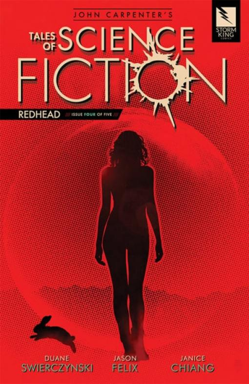 Redhead #4 - Published by John Carpenter