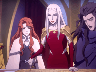 CASTLEVANIA: SEASON 3 (2020) - From Castlevania to Monster Mania 3