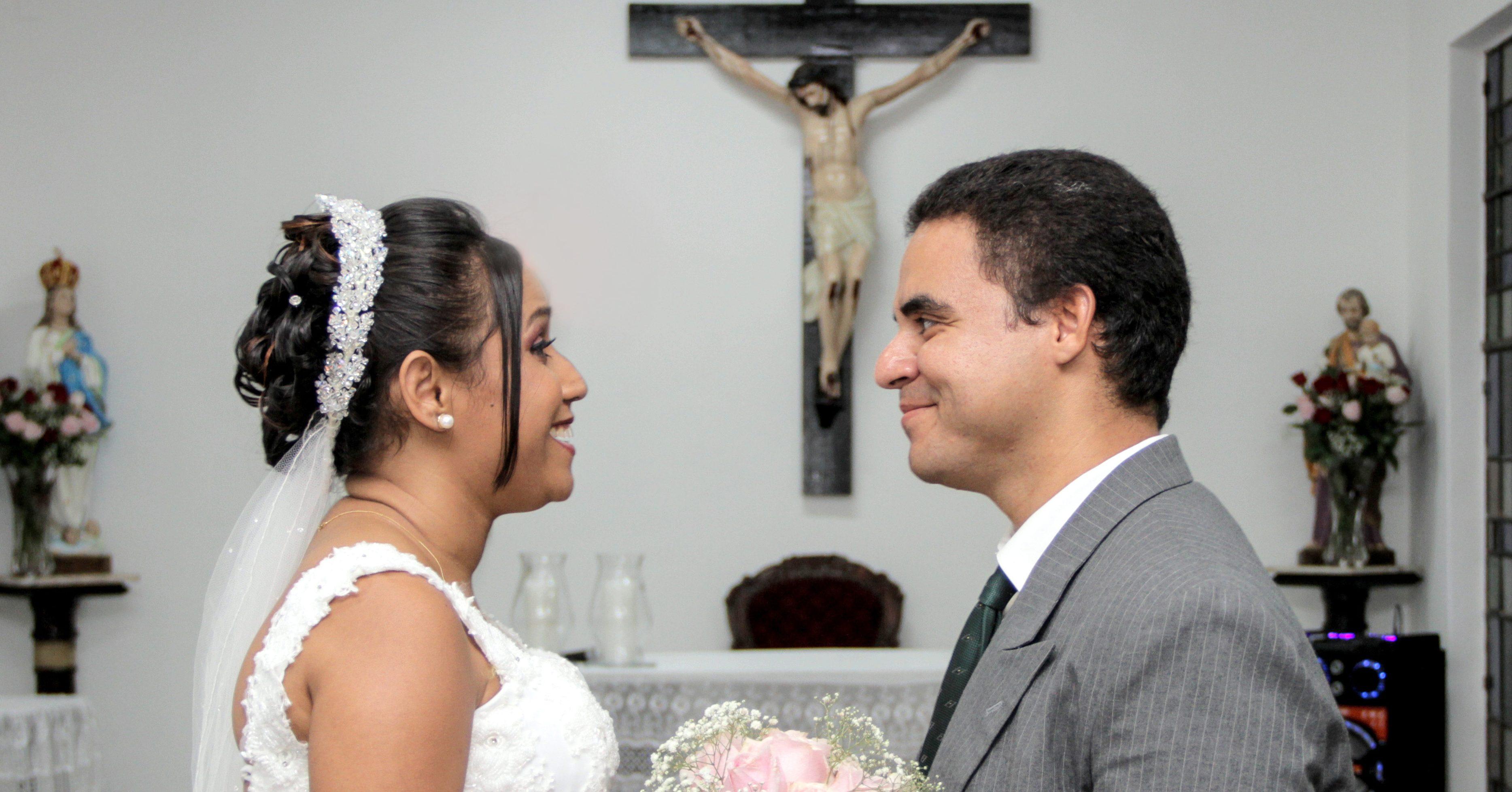 O Sodalício em Festa: Casamento da Jakciane!