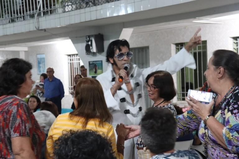 Elvis em prol do Sodalício – confira as fotos!