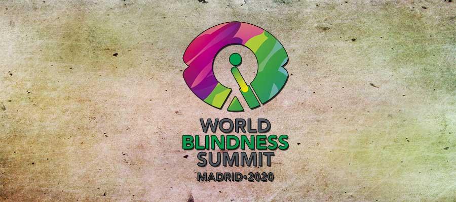 Cúpula Mundial da Cegueira Madri 2020