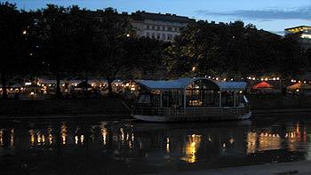 Donaukanal. (novala)