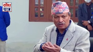 Rawal seeks PM's explanation for not using Nepal's latest map
