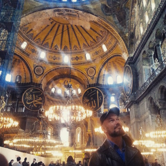 Glorious 536 Hagia Sophia