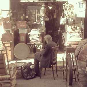 local antique hoarder