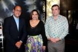 Tony Arias, Elizabet Gutierrez, Fernando Moreno