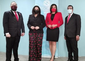 Omar Rivera, Elizabet Gutierrez, Amelia Reyes, Ramón Chávez.