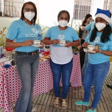 Madeline Peña, Angie Mieses, Miguelina Santos