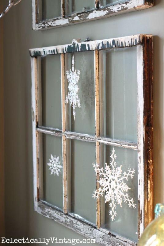 christmas festive room decor inspiration, tumblr, pinterest, artsy photo, blogmas 2015, day 3, snowflakes for windows