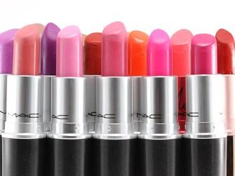 blogmas 2015, day 11, beauty wishlist, mac lipsticks, artsy, tumblr, pinterest, lots of lipsticks