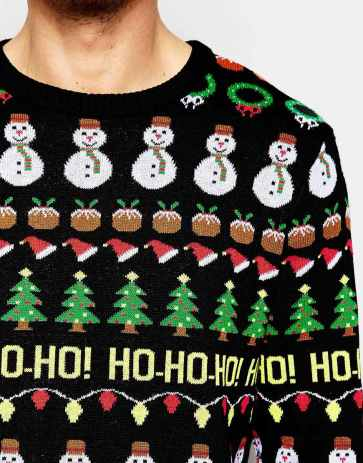 blogmas 2015, day 14, overly festive, ugly christmas jumpers, snowman, xmas tree, asos, male sweater, stars, tumblr, pinterest