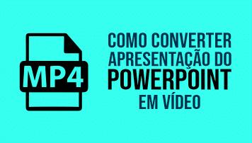 Converter Slide Video PPT