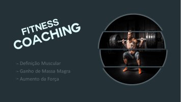Slide Tema Fitness