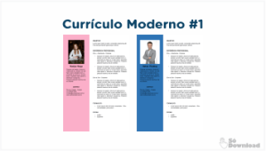 Curriculo Moderno 1