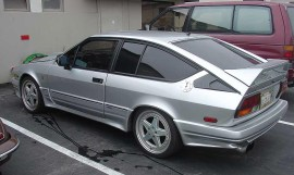 Callaway No. 1. An '84 model year GTV6