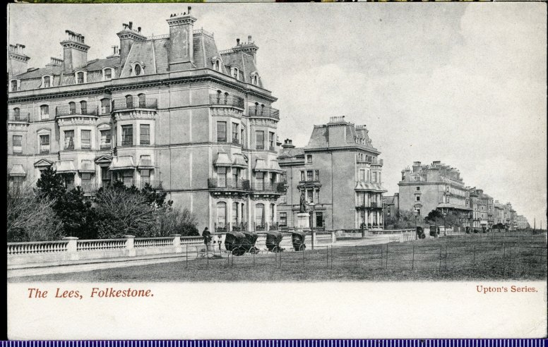 The Clifton © 1890's.