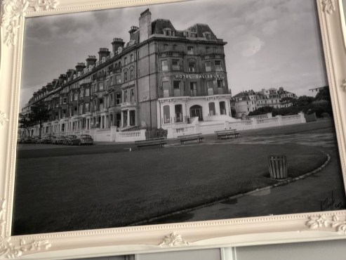 Before it was The View Hotel it was the Salsbury