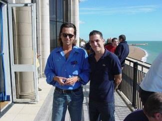 RW & Jon Tamkin Euro '04
