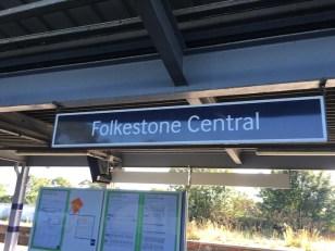 Folkestone Central