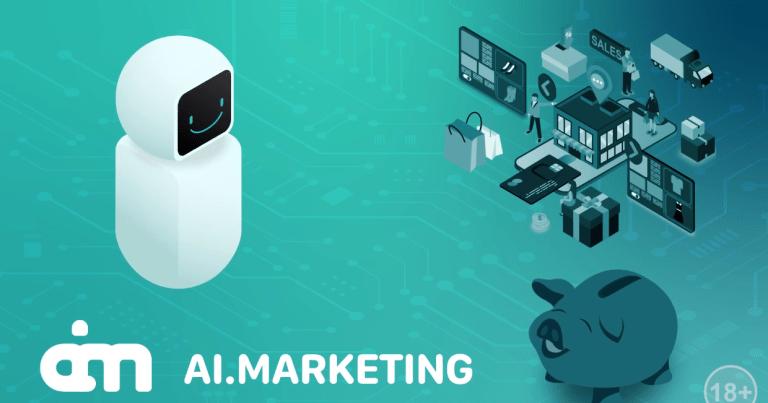 AI Marketing INB Network da cap lua dao