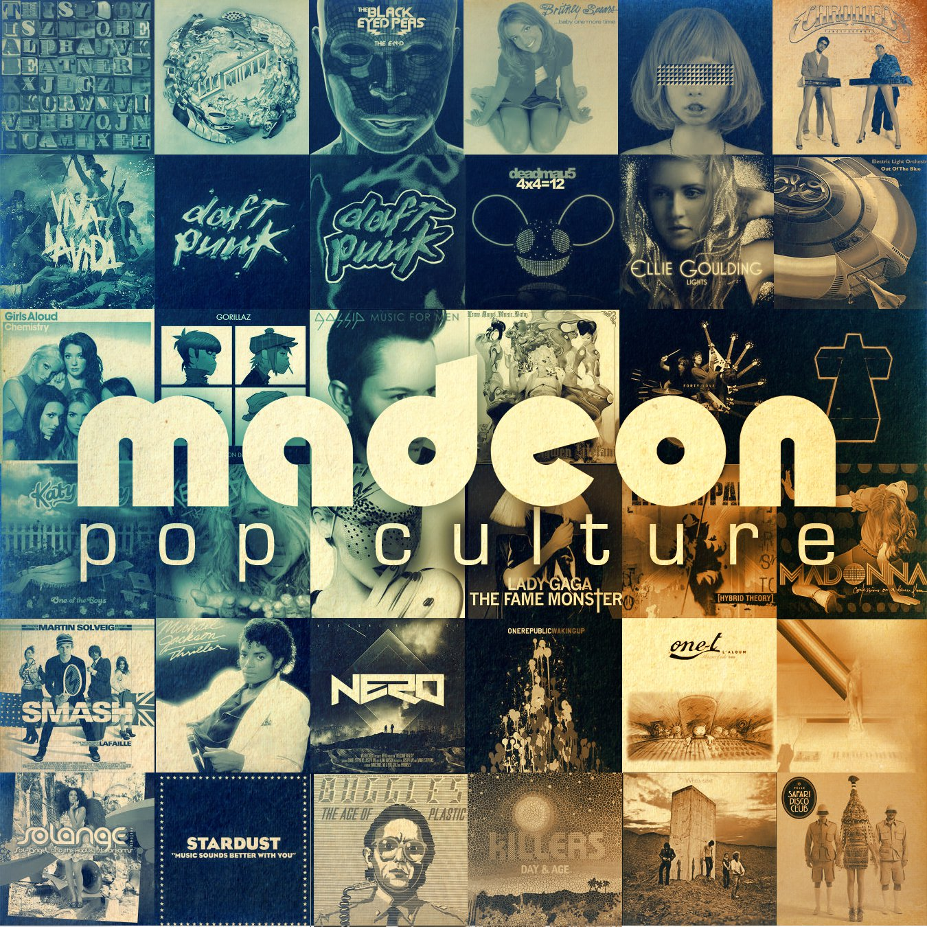 Madeon - Pop Culture (live mashup)   [video] + [mp3]   Sodwee com