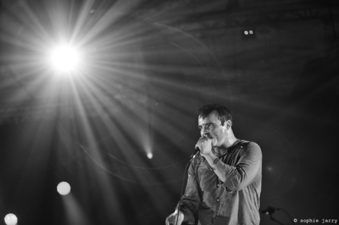 Future Islands at #p4kparis – photo by Sophie Jarry for Sodwee.com
