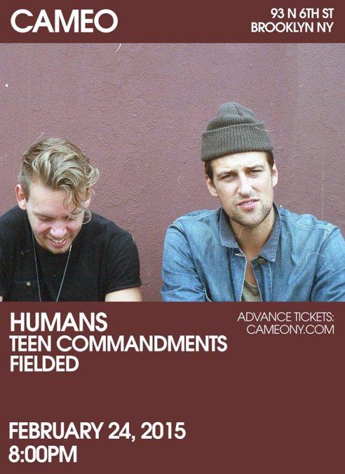Cameo Gallery - New York - Teen Commandments