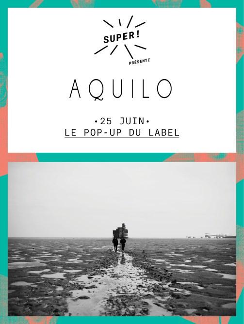 AQUILO - Pop Up Du Label - Sodwee.com