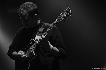 BATTLES. John Stanier - Pitchfork Festival Paris. 30 October 2015