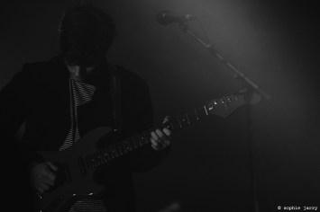 DEERHUNTER.Lockett Pundt - Pitchfork Festival Paris. 30 October 2015