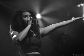 NAO - Pitchfork Festival Paris. 31 October 2015