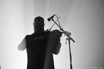 RHYE Michael Milosh Pitchfork Festival Paris. 30 October 2015