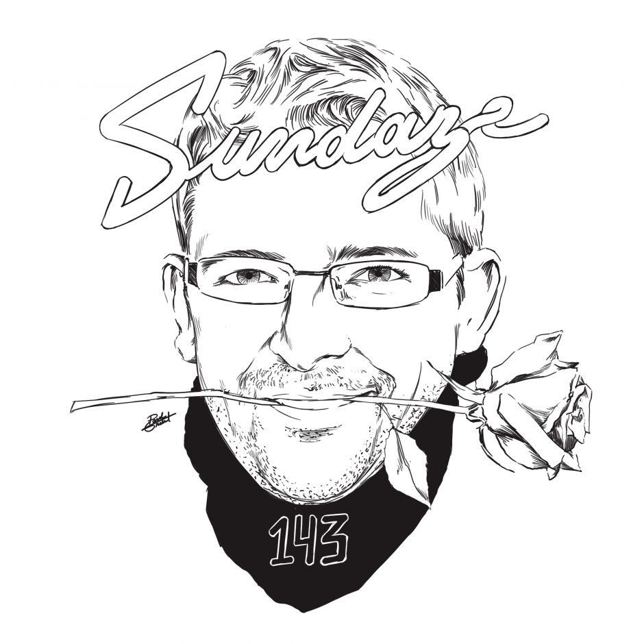 Sundaze #143 - art by Paul Grelet, visit paulgrelet.com for more...