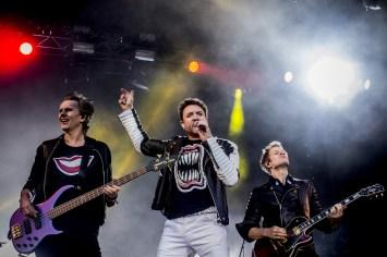 Duran Duran live - Photo by Peter Kirkegaard