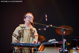 Hot chip.We love green.4 juin 2016.Bois de Vincennes.Paris.Michela Cuccagna©