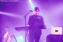 C.Duncan.Pitchfork Music Festival.28 octobre 2016.La Grande Halle de la Villette.Paris.Michela Cuccagna©