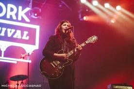 Lucy Dacus .Pitchfork Music Festival.27 octobre 2016.La Grande Halle de la Villette.Paris.Michela Cuccagna©
