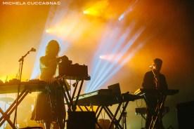 Mount Kimbie.Pitchfork Music Festival.27 octobre 2016.La Grande Halle de la Villette.Paris.Michela Cuccagna©